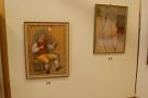 Konstutställning Midsommar 2009