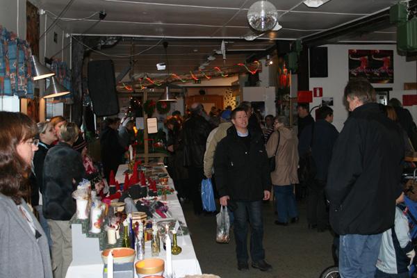 Julmarknad i Wattholma